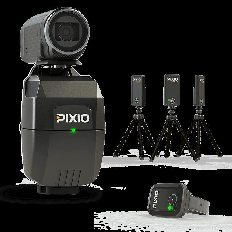 PIXIO-Robotkameramand