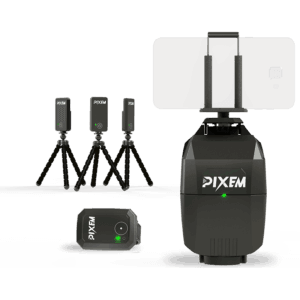 PIXEM Robot Camerman for Smart devices