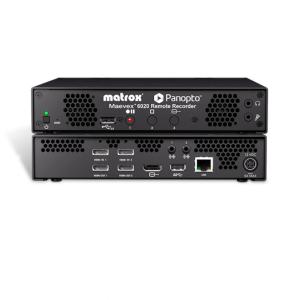Matrox Maevex 6020 Panopto fjernoptager